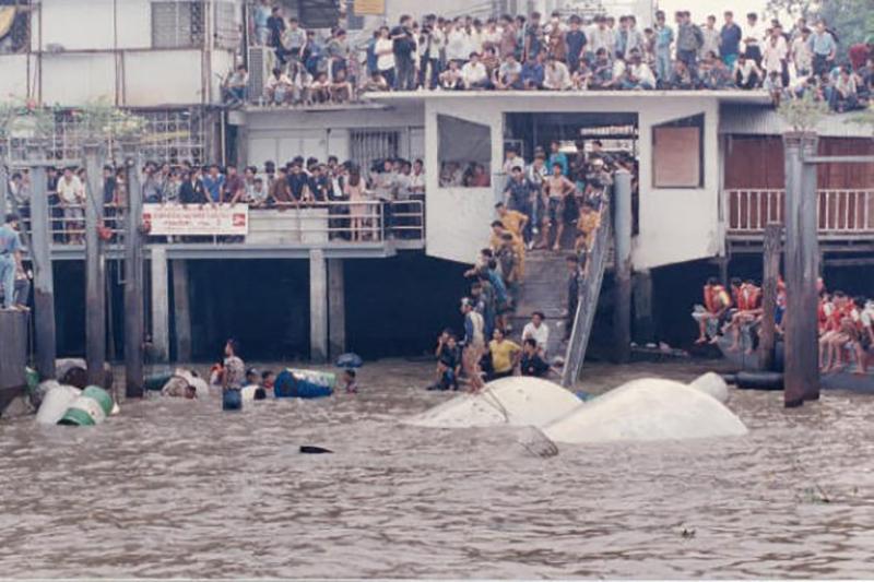 เหตุการณ์อุบัติเหตุที่คนไทยต้องสะพรึง ขอเมืองเลยอย่ามีแบบนี้เลยนะ | กระทู้ดีๆจาก pantip